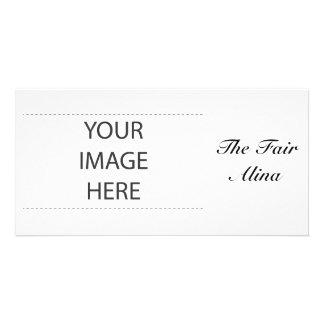Alina met Keltische Betekenis Persoonlijke Fotokaarten