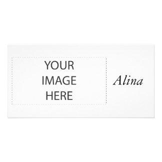 Alina Persoonlijke Fotokaart