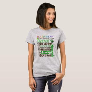 Alle Dingen het Iers T Shirt