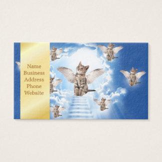 Alle Katten gaan naar Hemel Visitekaartjes