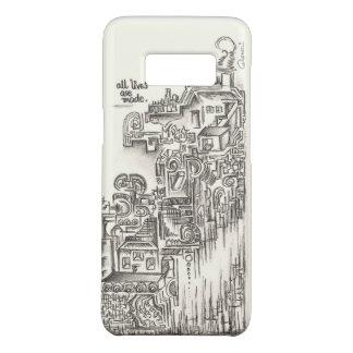 Alle Leven wordt gemaakt Case-Mate Samsung Galaxy S8 Hoesje