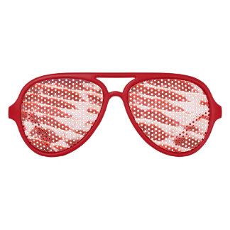 alle zie ik ben bacon aviator zonnebril