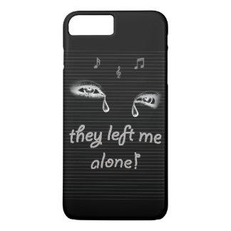 alleen dekking iPhone 7 plus hoesje