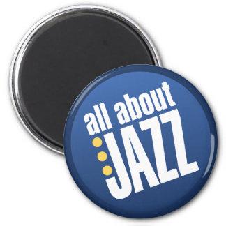 Allen over de Magneet van de Jazz