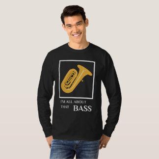 Allen over die… Tuba T Shirt
