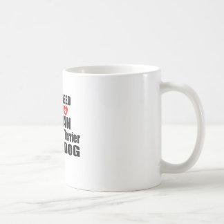 ALLEN U WENST IS HONDEN DESIG van Terrier van de Koffiemok
