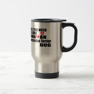 ALLEN U WENST IS HONDEN DESIG van Terrier van de Reisbeker