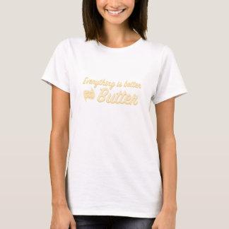 Alles is Beter met Boter T Shirt