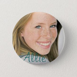 Allie Trimm Ronde Button 5,7 Cm