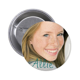 Allie Trimm Ronde Button 5,7 Cm