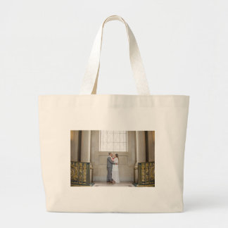 Allison & het Canvas tas van het Huwelijk van