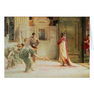 Alma-Tadema | Caracalla: ADVERTENTIE 211, 1902 Briefkaarten 0