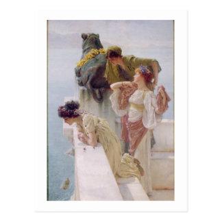 Alma-Tadema | Coign van Voordeel, 1895 Briefkaart