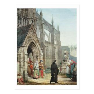 Alma-Tadema | Faust en Margriet, 1857 Briefkaart
