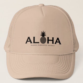 aloha cap(star) trucker pet