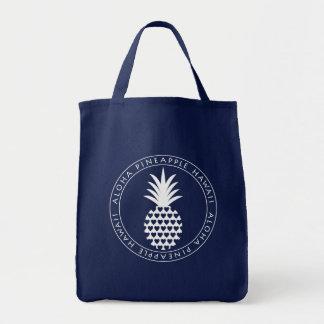 aloha pineapple tote draagtas