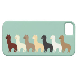 Alpaca Barely There iPhone 5 Hoesje
