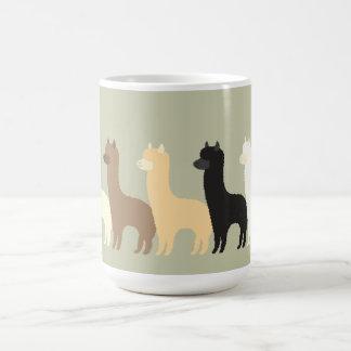 Alpaca Koffiemok