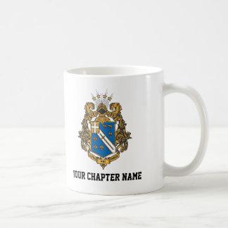 Alpha- Phi Omega Kleur - CREST Koffiemok