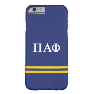 Alpha- Phi   van pi de Streep van de Sport Barely There iPhone 6 Hoesje