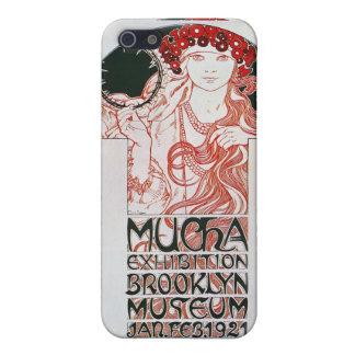 Alphonse Mucha. De Tentoonstelling van Mucha, 1921 iPhone 5 Covers
