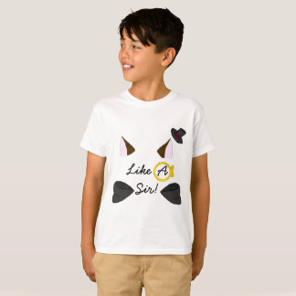 Als de Heer! T Shirt