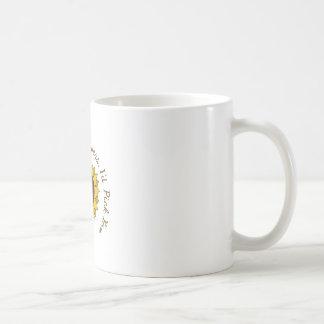 Als de Vrienden Bloemen waren Koffiemok