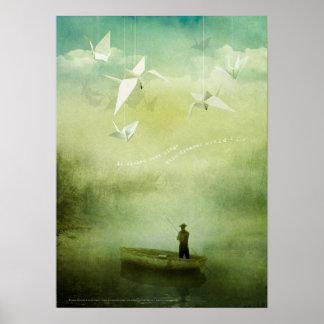 Als de Wensen Vleugels waren (Druk) Poster