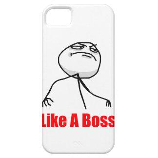 Als een chef- iPhone 5 hoesje Meme