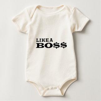 Als een Werkgever Baby Shirt