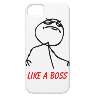 Als een Werkgever Barely There iPhone 5 Hoesje