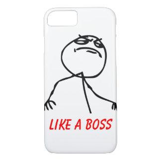 Als een Werkgever iPhone 7 Hoesje