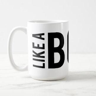 ALS een WERKGEVER Koffiemok