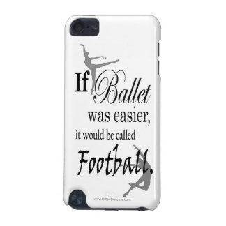 Als het Ballet iPod het Hoesje van de Aanraking