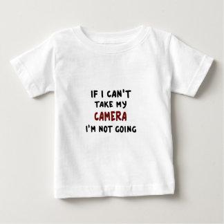 Als ik niet mijn camera… baby t shirts