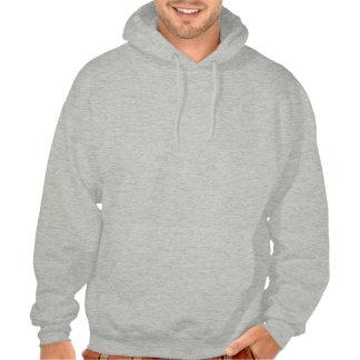 Als u een Hond berokkent zal Mijn Mamma Uw Uiteind Sweatshirt Met Hoodie