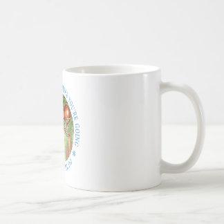 Als u weet waar u gaat, geen weg koffiemok