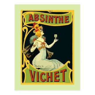 Alsem Vichet, moderne Jugendstil Briefkaart