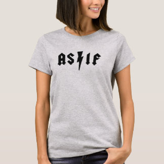 Alsof Grafische T-shirt