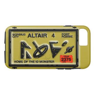 ALTAIR VIER RUIMTENUMMERPLAAT door Jetpackcorps iPhone 8/7 Hoesje