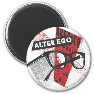 Alter ego ronde magneet 5,7 cm
