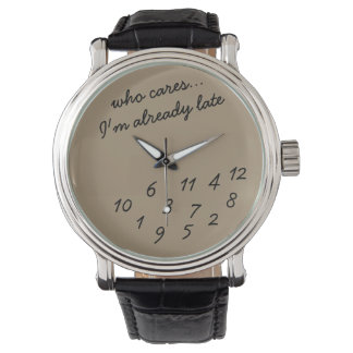 Altijd Recent Horloge