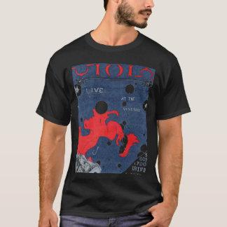 Altviool bij het (Zwarte) Poster van de Wijngaard T Shirt