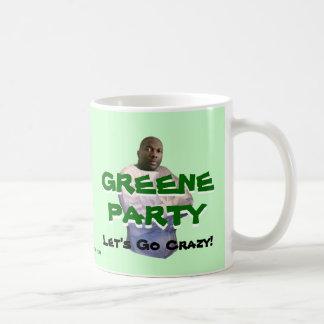 Alvin Greene: Ga Gek! Koffiemok