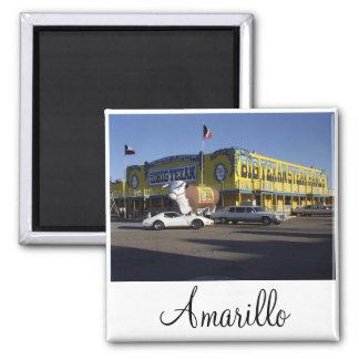 Amarillo, Texas Magneet
