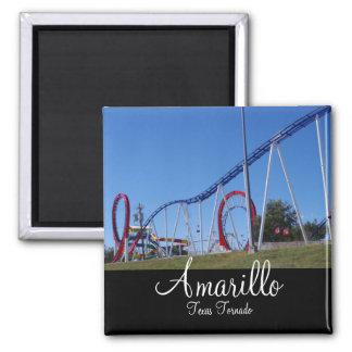 Amarillo Texas van de Tornado van Texas Magneet