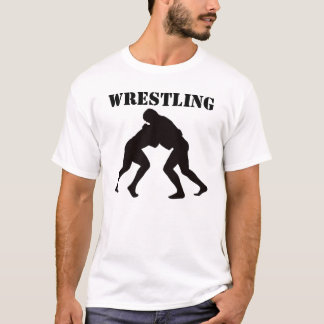 Amateur het Worstelen T-shirt