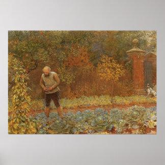 Amateur (Koetsier & Kolen) door Frederick Walker Poster