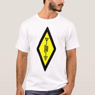 amateur radiosymbooloverhemd t shirt