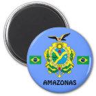 Amazonas, de Magneet Imå das Amazonas van de Staat